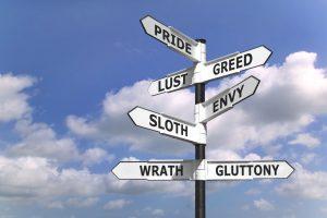Financial Sins of Divorce