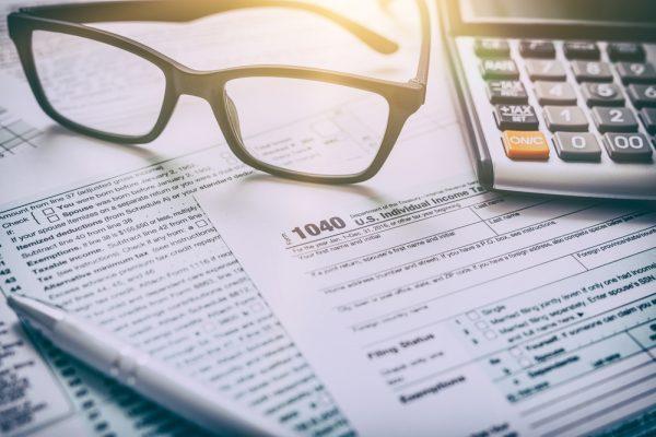 Surviving first post divorce tax return