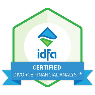 IDFA Certified Divorce Financial Analyst